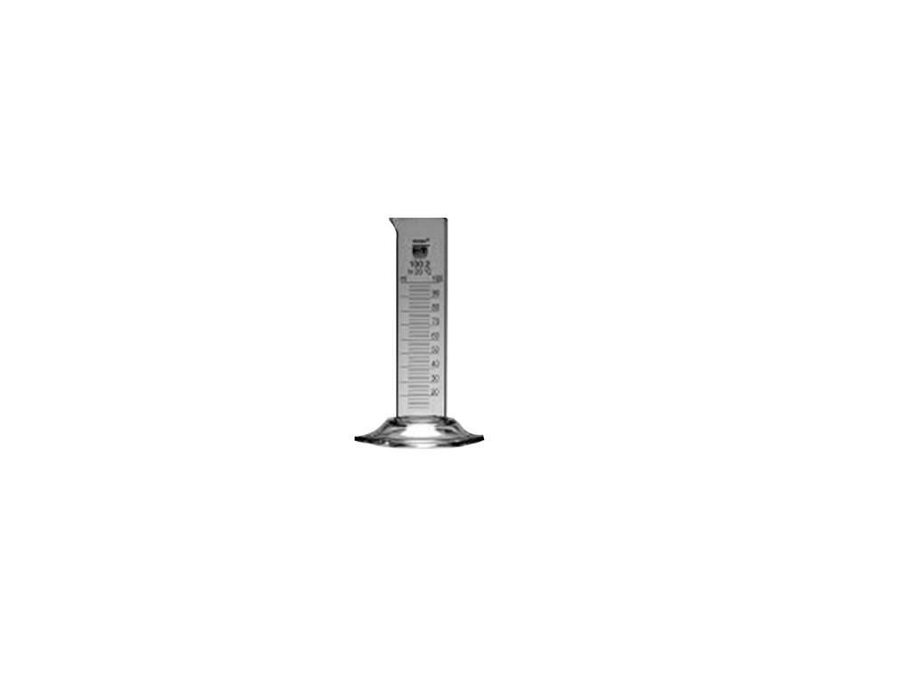 Maatcilinder type Engelsman glas 250ml