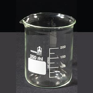 Bekerglas laag 5 t/m 300 ml