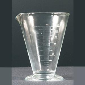 Bekerglas conische vorm