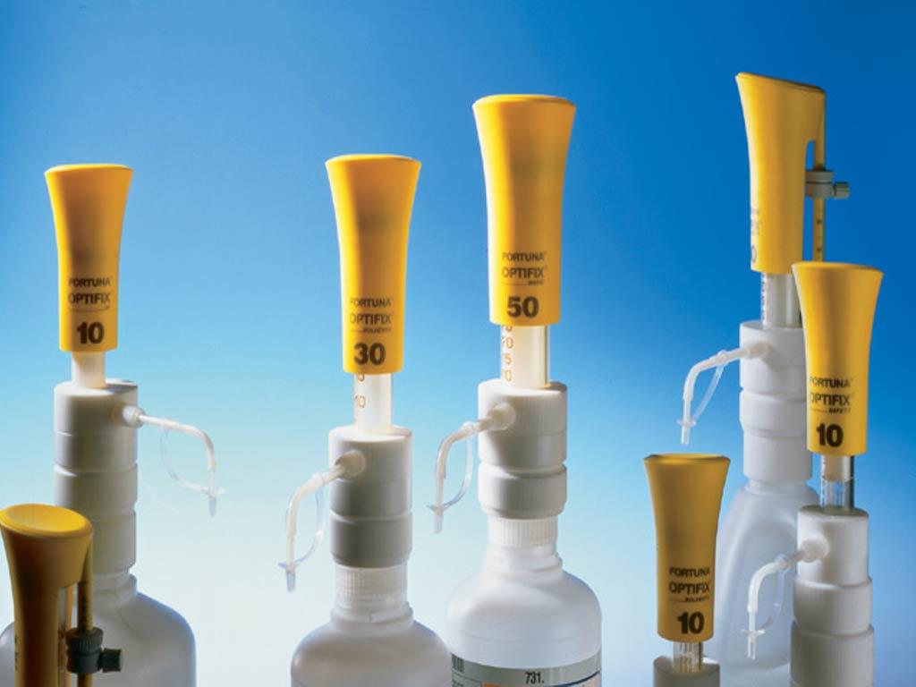 Fortuna Optifix Basic Dispenser 10-50 ml