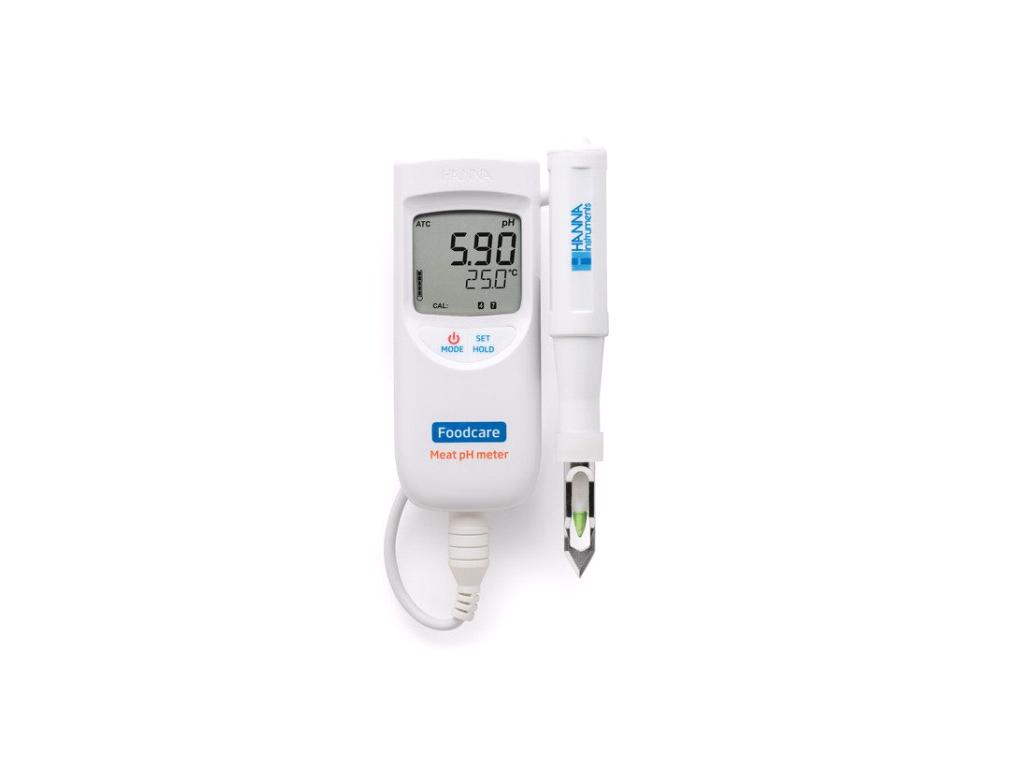 pH-meter voor vlees HI99163