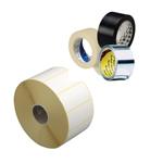 Etiket, labels, zegels en tape