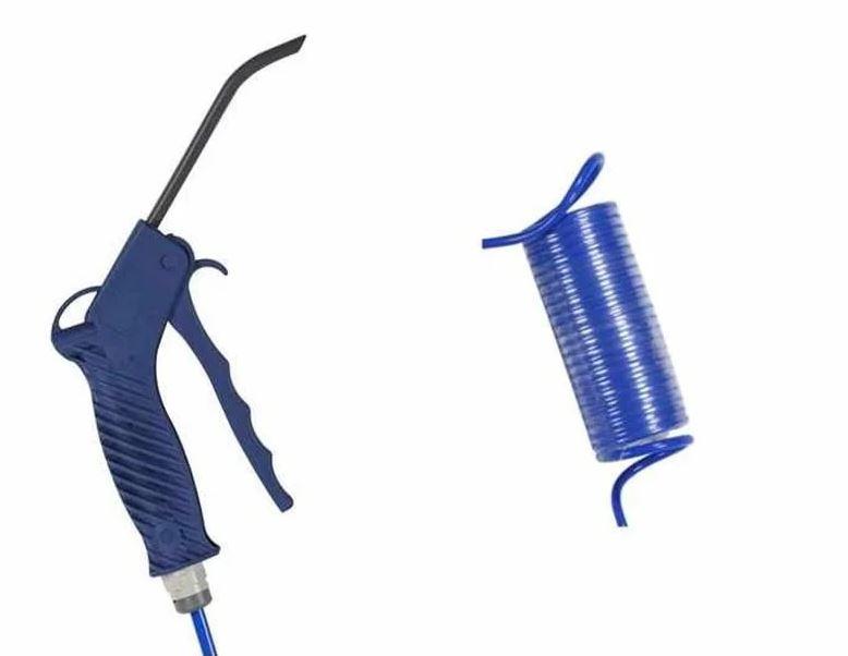 Blue gun & coil
