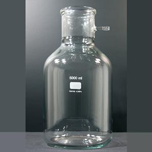 Buchner filterfles voor vacuum
