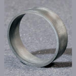 Ring, rubber voor filtratiekroes