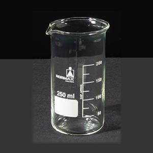 Bekerglas hoog 5 t/m 300 ml