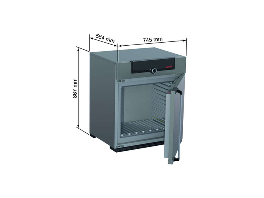 Memmert paraffine oven UN110pa