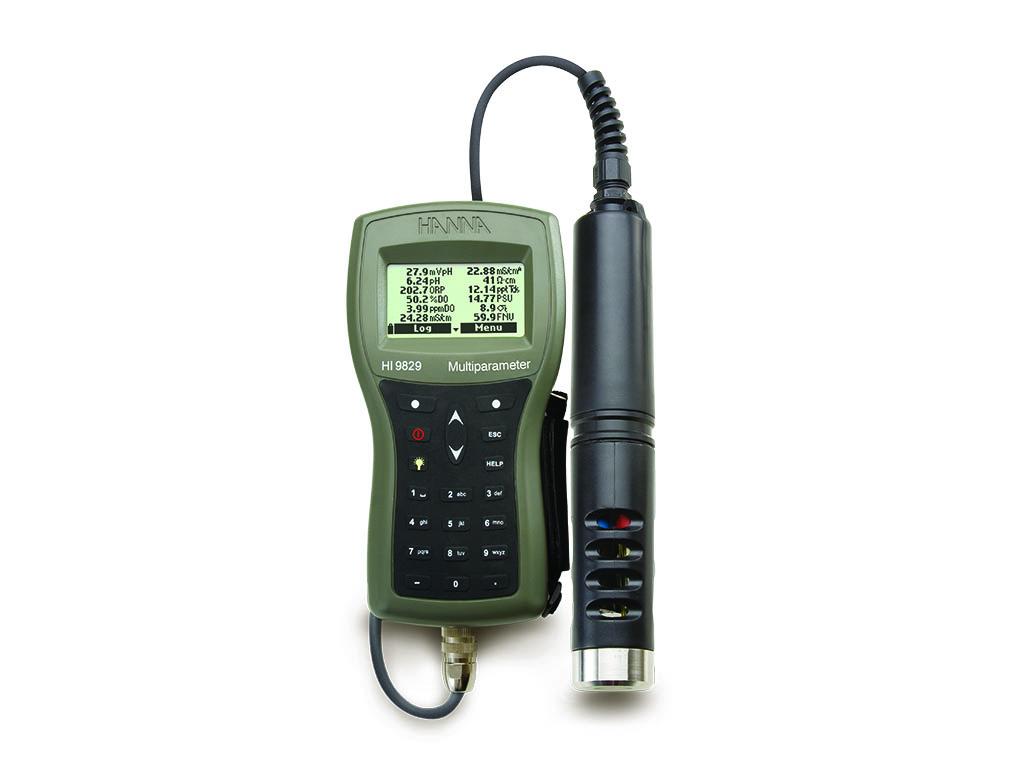 HI9829 Multiparameter