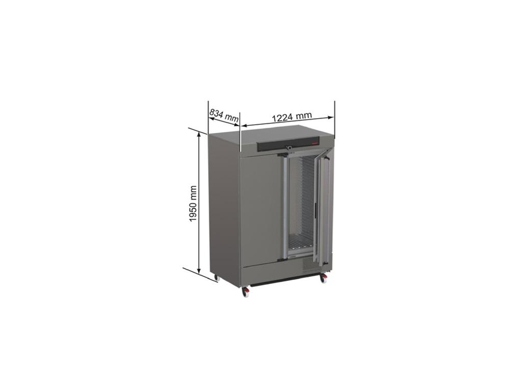 Memmert klimaatkast ICH750C