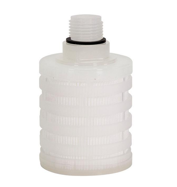 Bacterial filters