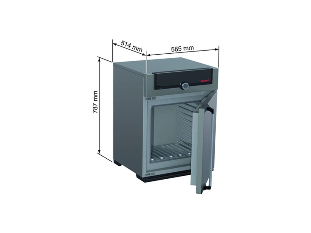 Memmert paraffine oven UN55pa