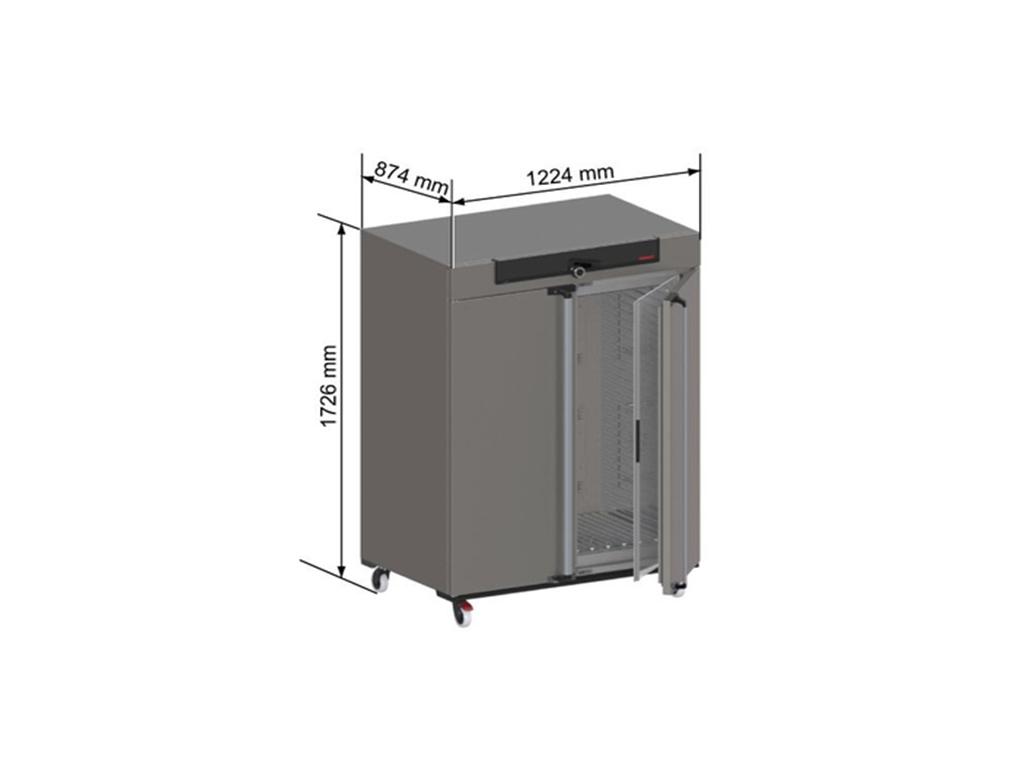 Memmert klimaatkast HPP750