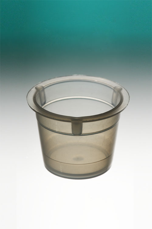 Dispocups PE, 5 ml, steriel
