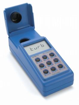 Draagbare troebelheidmeter vlgs ISO7027