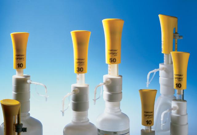 Fortuna Optifix Basic Dispenser 2-10ml
