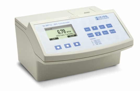 Benchtop troebelheidsmeter vlgs ISO7027