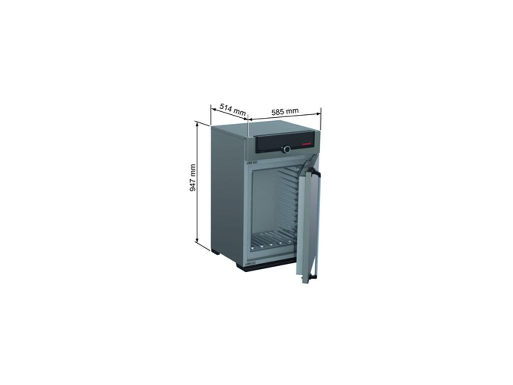 Memmert parafine oven UN75pa