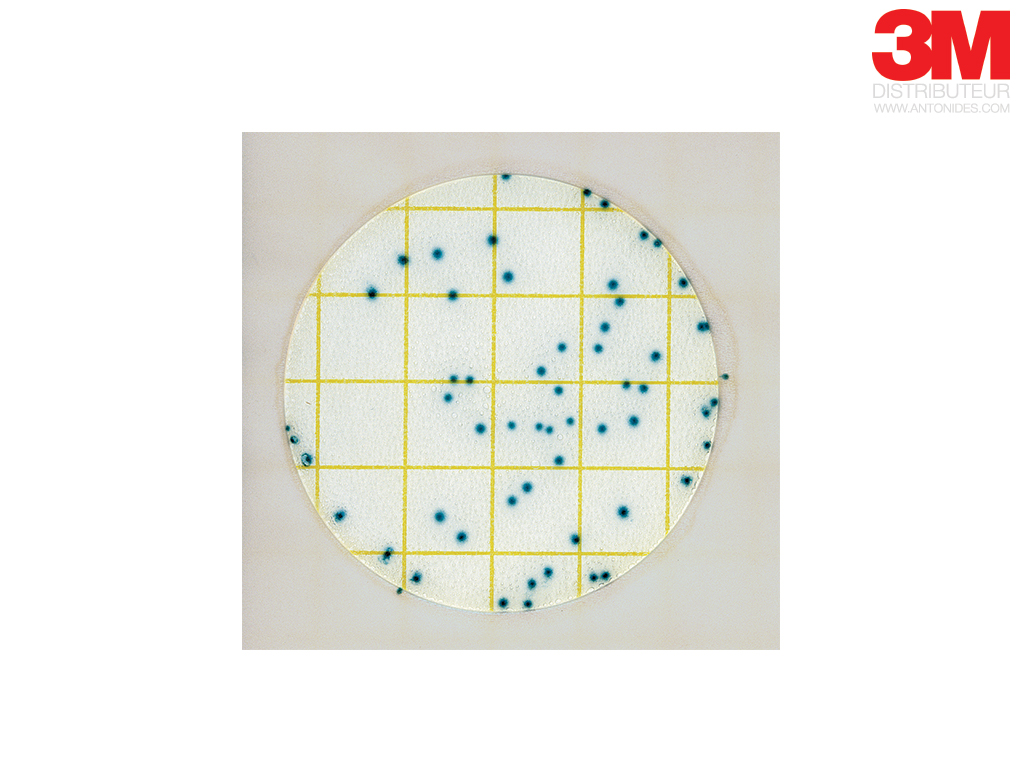 3M Petrifilm Select E.coli Telplaat